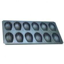 Placa de 12 magdalenas antiadherente