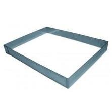 Marco rectangular 37x27 H4.5