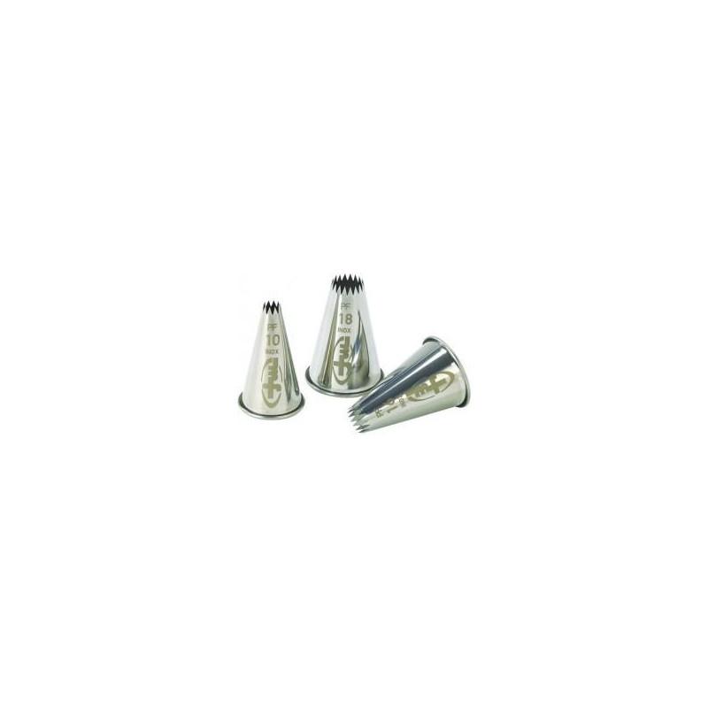Boquilla PF 10 dientes