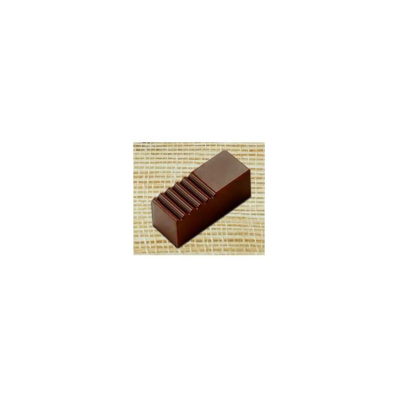 Placa para chocolate Trenzado
