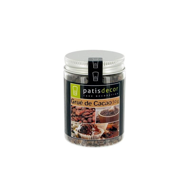 Grue de Cacao 50g Patisdecor