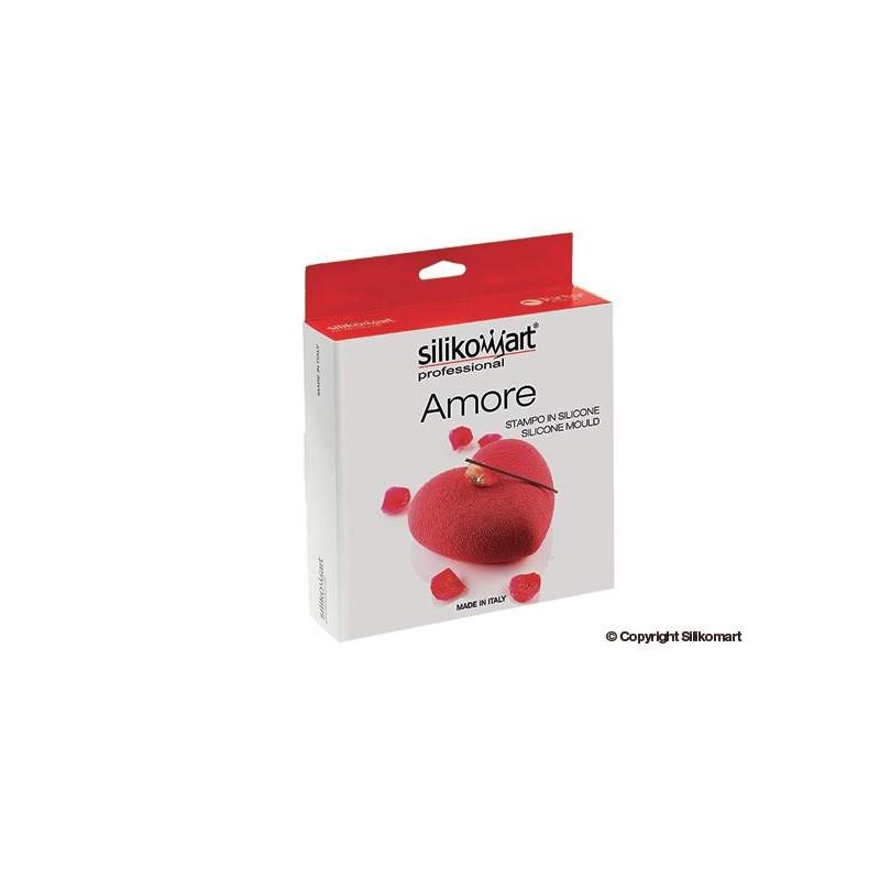 Molde de silicona Amore Silikomart