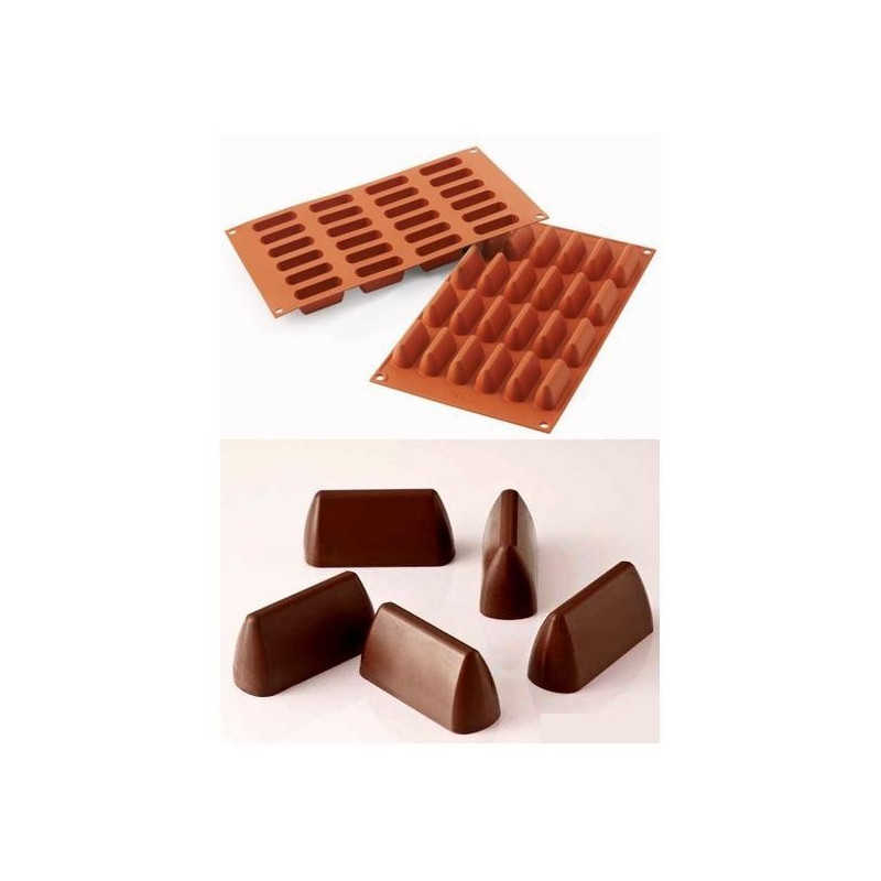 Molde Chocogianduia
