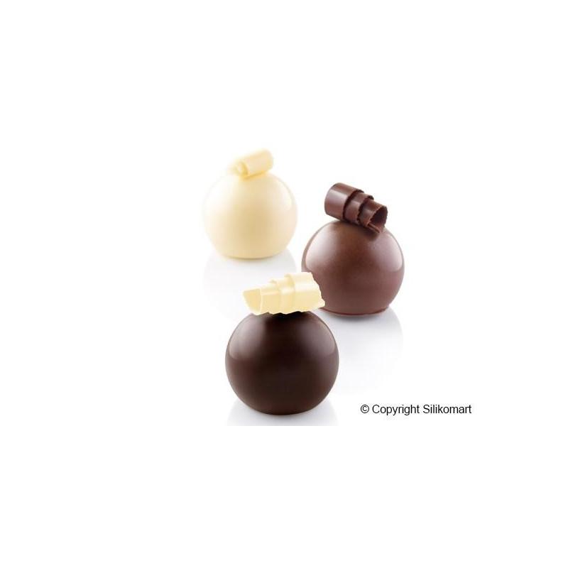 Molde Mini truffles Silikomart