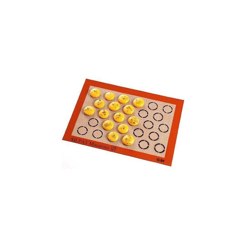 Tela para macarons D30 mm
