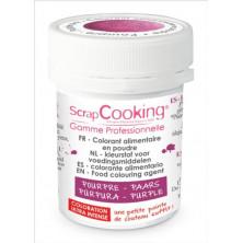 Colorante artificial Purpura SC