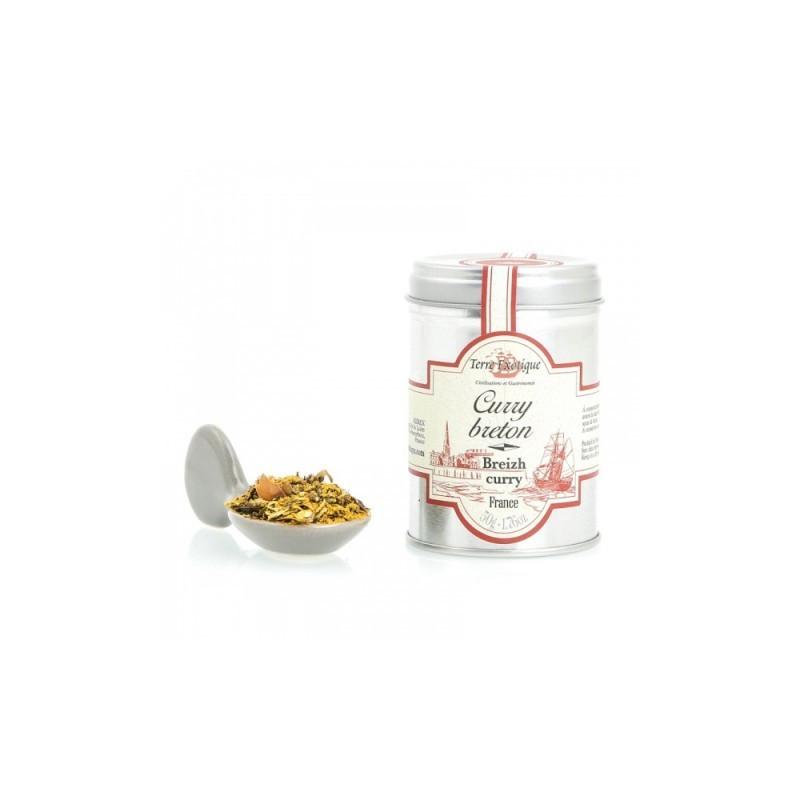 Curry Breton 50 gr
