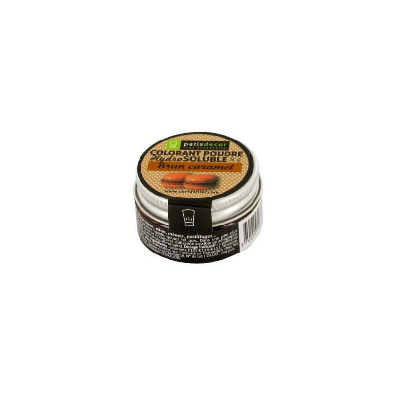 Colorante hidro en polvo caramelo 8 gr