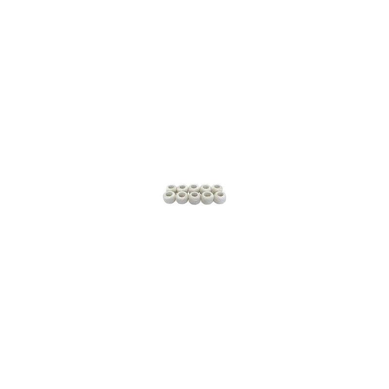 Pack de 10 bobias de hilo alimenticio De Buyer