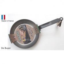 Sartén de acero de 22 cm De Buyer