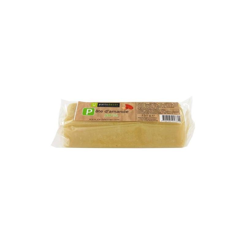 Mazapan 50% de Pastidecor 250 gr