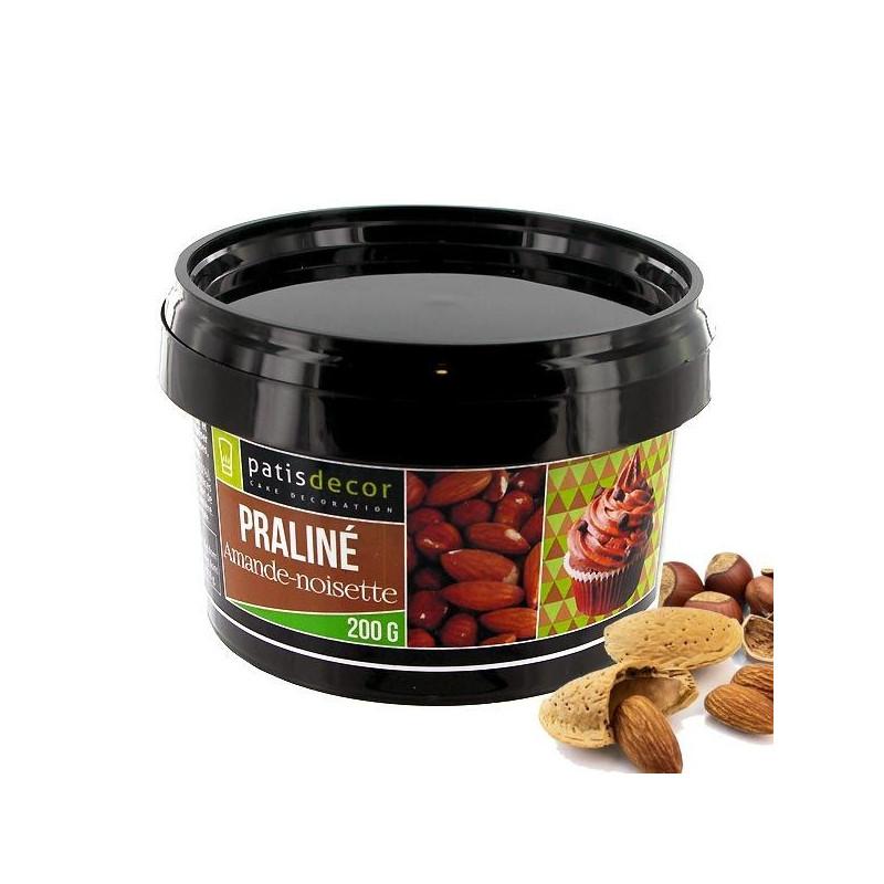 Praline de Almendra y Avellana Pastidecor 200 gr