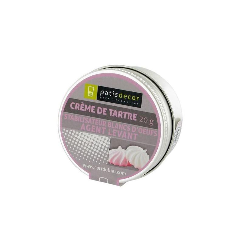 Cremor Tartaro Pastidecor 20 gr