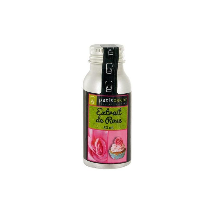 EXTRACTO DE ROSA, 50 ml