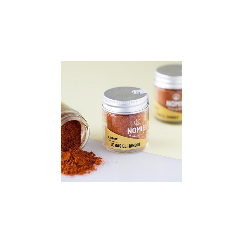 Ras el-Hanout - taro de cristal de 30 ml