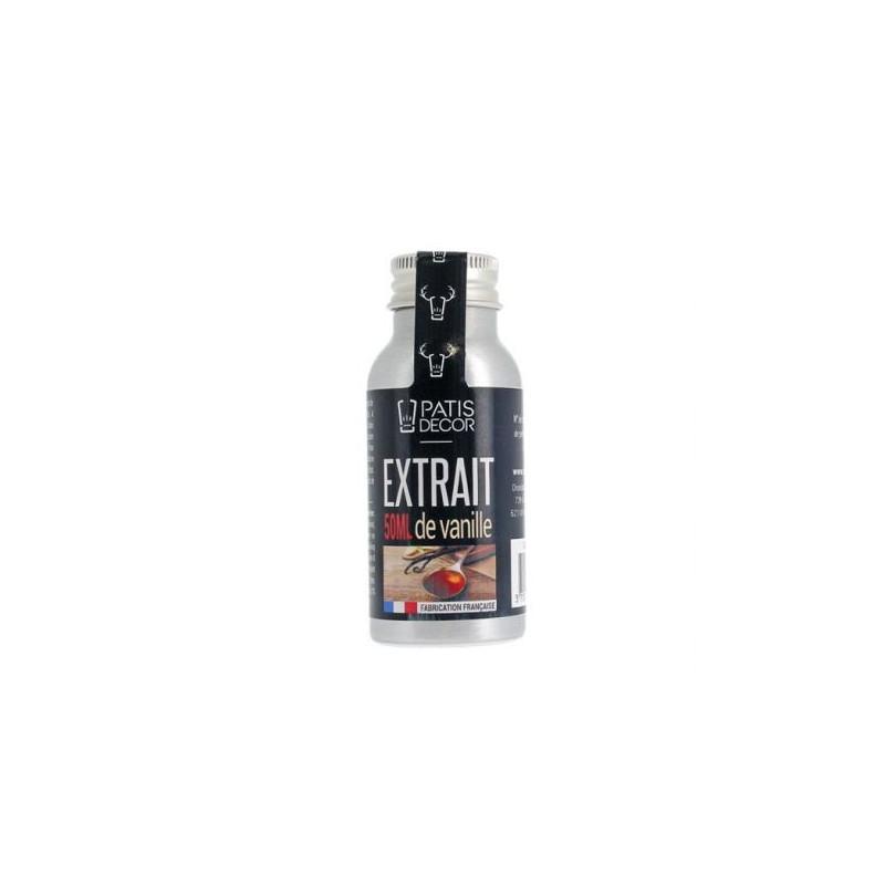 EXTRACTO DE VAINILLA PASTIDECOR, 50 ml