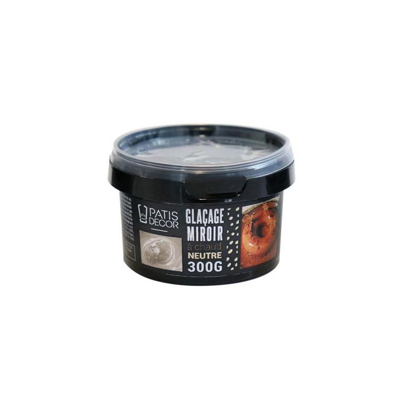 Glaseado espejo neutro Pastidecor 300 gr