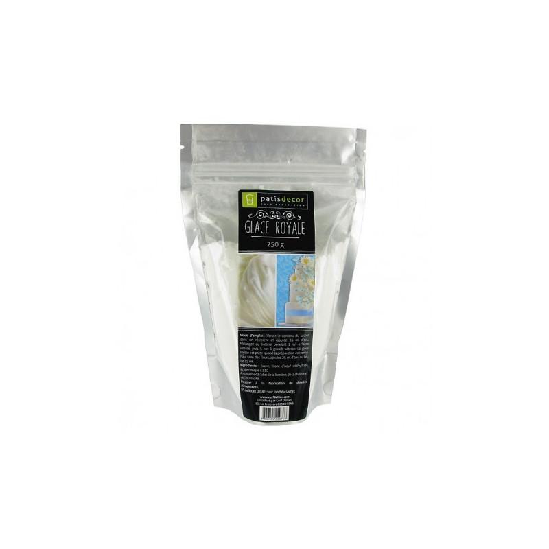 Glasa real deshidratada  Patisdécor 250 g