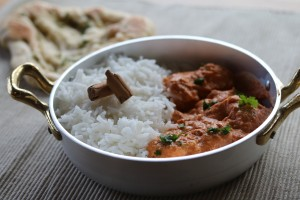 Receta Butter Chicken